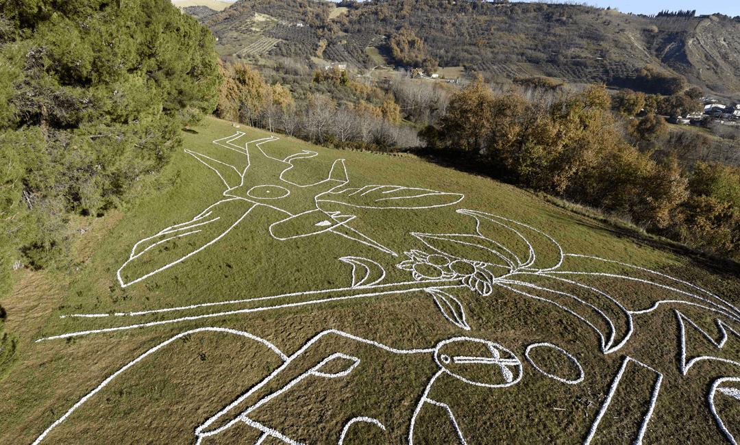 No Man's Land: una Fondazione per Progetti d'Arte Site Specific