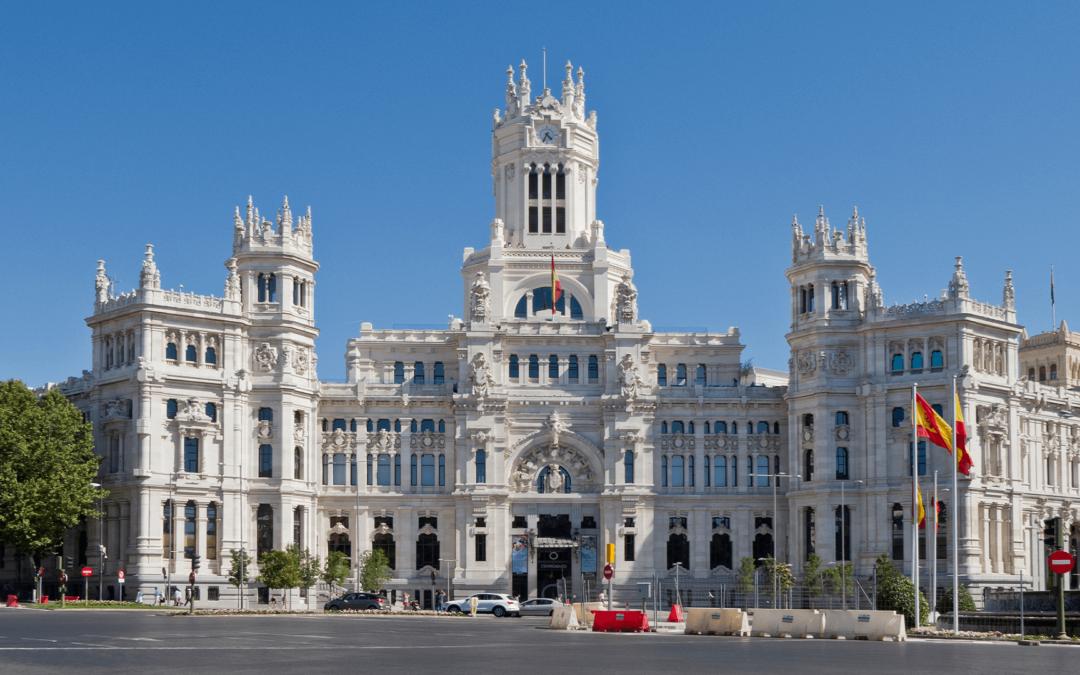 I procedimenti amministrativi nel diritto comparato. Seminario internazionale a Madrid